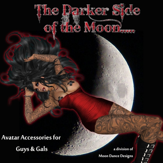 The Darker Side of the Moon....