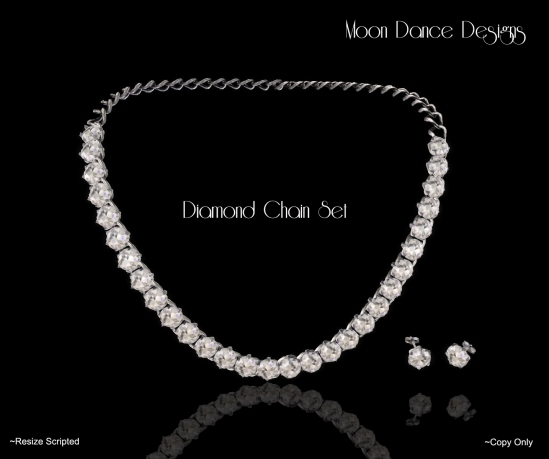 Diamond Chain Set
