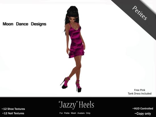 Jazzy Heels Petites