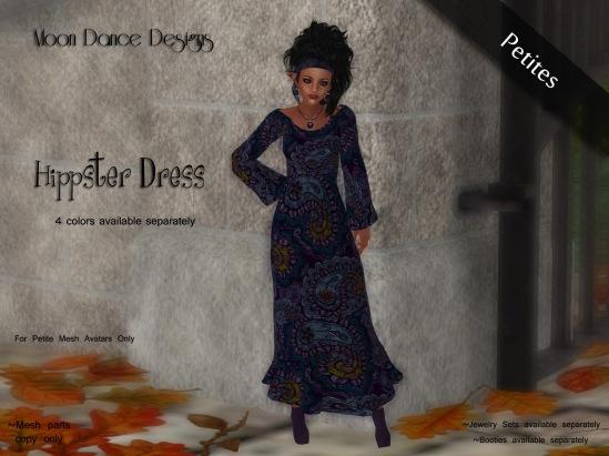 Hippster Dress Ad