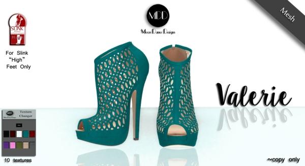 Valerie Heels Ad